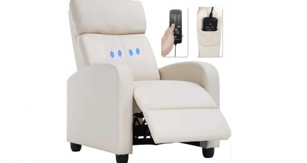 Gagnez une Fauteuil De Massage Inclinable