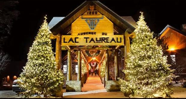 Forfait À L'auberge Du Lac Taureau De 1000$