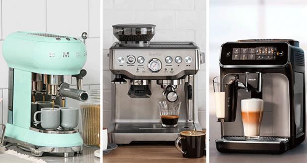 Gagnez 3 Machines À Espresso