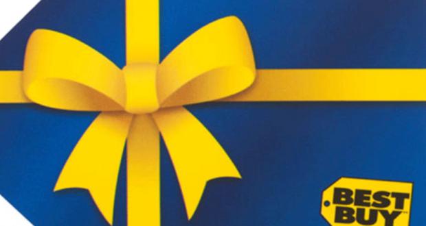 Une Carte Cadeau Best Buy De 250$