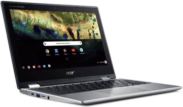 Chance De Remporter Un Acer Chromebook Spin 11