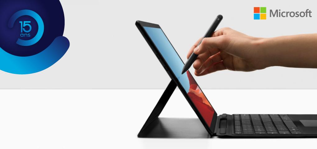Une Tablette Surface Pro X D'une Valeur De 1499$