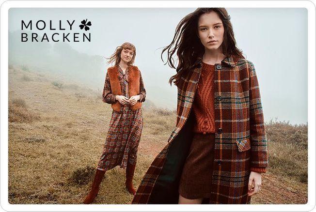 Gagnez 15 bons d'achat Molly Bracken