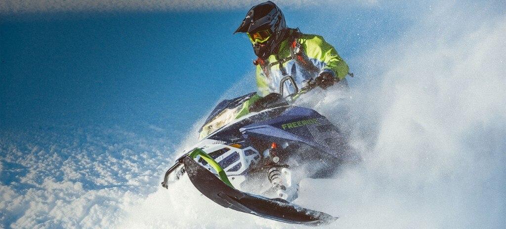 Concours du Québec - GAGNEZ LA MOTONEIGE 2021 DE VOTRE CHOIX!