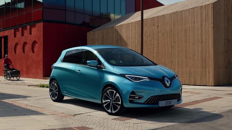 Gagnez 1 voiture modèle Renault ZOE Intens R110
