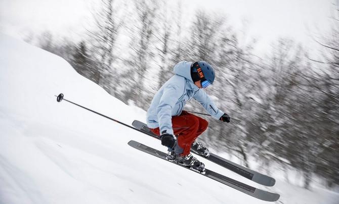 Gagnez 1 paire de skis Salomon Stance 96 All-mountain (850 euros)