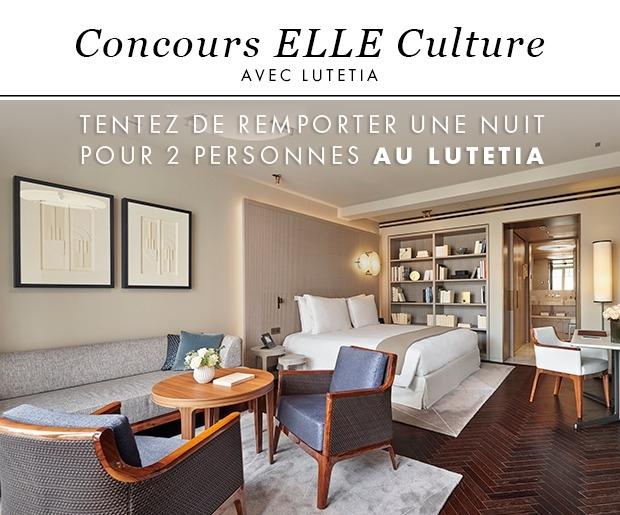 GAGNEZ 1 séjour d'une nuit pour 2 personnes à l'hôtel Le Lutetia à Paris