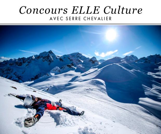 Gagnez 2 séjours d'une semaine au ski pour 2 personnes