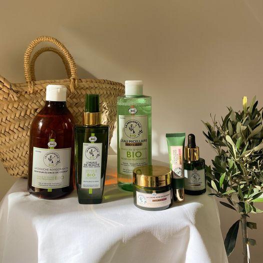 """Gagnez 12 coffrets de 6 produits de soins """"La Provençale"""""""