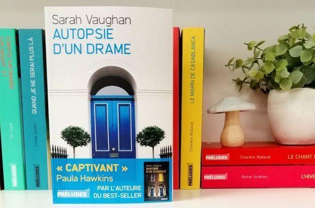 """Gagnez 10 romans """"Autopsie d'un drame"""" de Sarah Vaughan"""