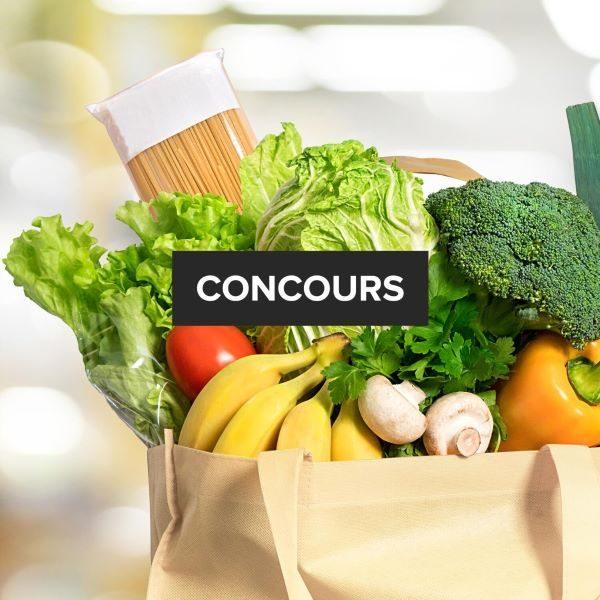 Concours du Québec - Gagnez 1000 $ d'épicerie chez IGA!
