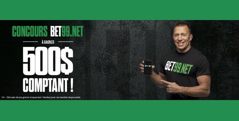 GAGNEZ 500$ EN ARGENT COMPTANT!