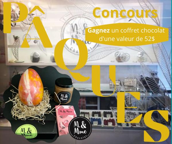 GAGNEZ UN COFFRET CHOCOLAT OFFERT PAR LANGEVIN IMMOBILIER!