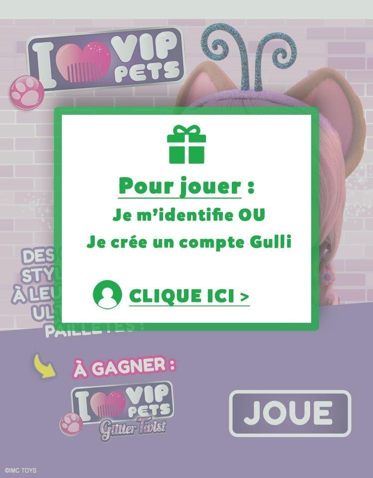 """Gagnez 20 jouets """"VIP Pets"""" à coiffer"""