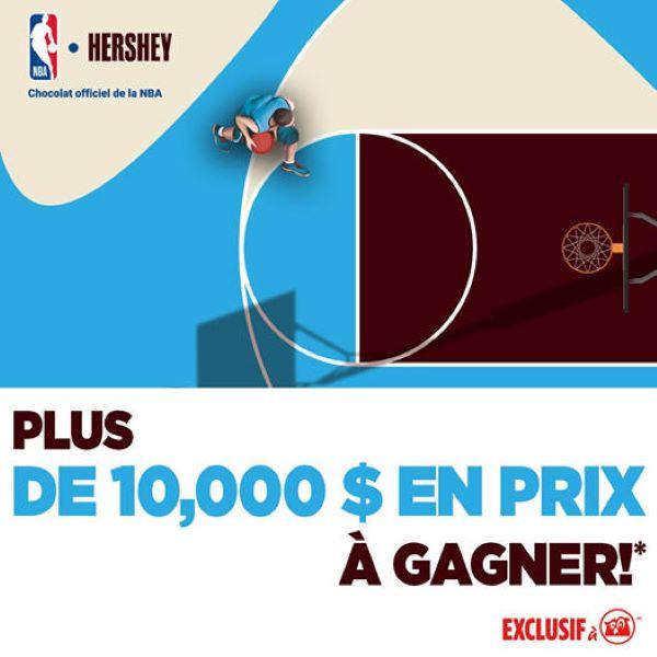 GAGNEZ UN ENSEMBLE DE JEUX NBA!