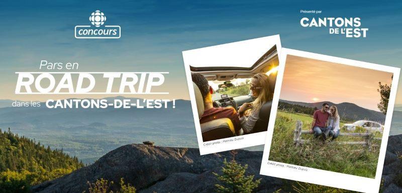 Pars en road trip dans les Cantons-de-l'Est!