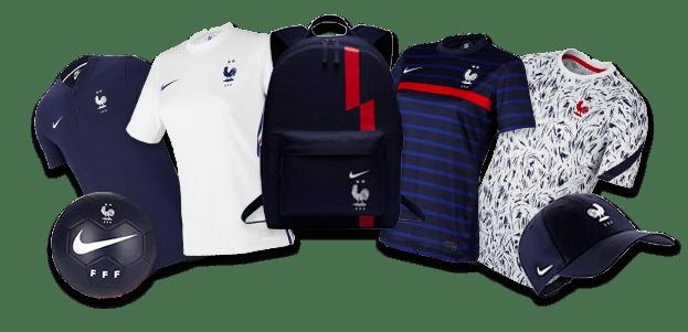 Gagnez 10 maillots de foot FFF
