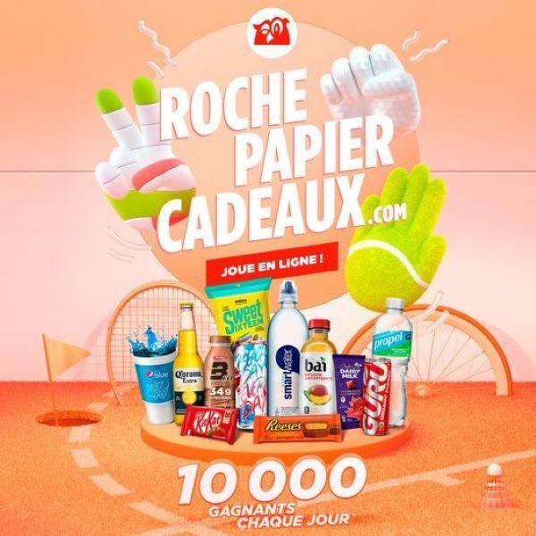 ROCHE PAPIER CADEAUX!