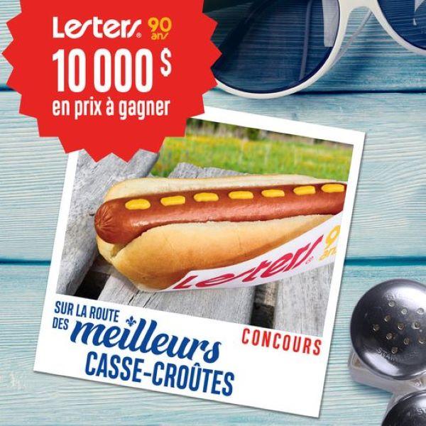 SUR LA ROUTE DES MEILLEURS CASSE-CROÛTES!
