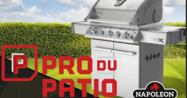 Remportez un barbecue Napoleon de 1800$