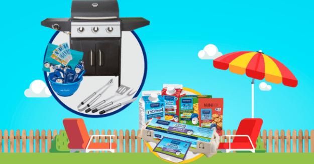 Remportez un BBQ au gaz Broil King, des ustensiles de cuisson Weber…